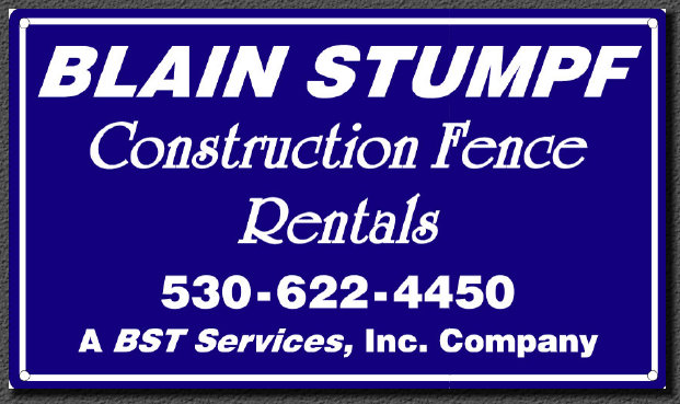 Blain Stumpf Construction Fence Rentals